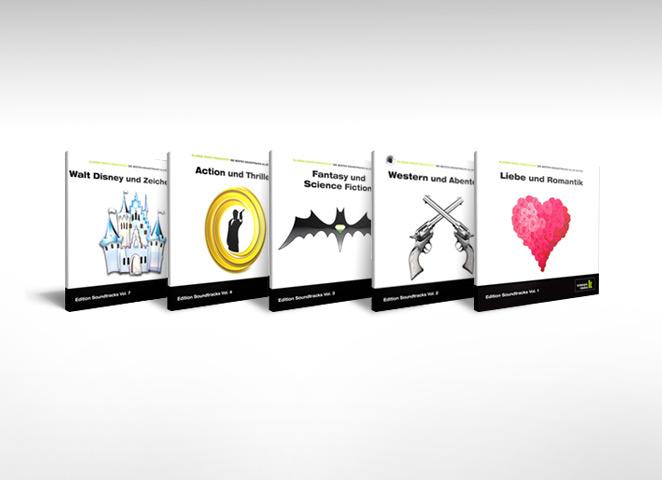 Klassik Radio Edition Soundtracks Packaging