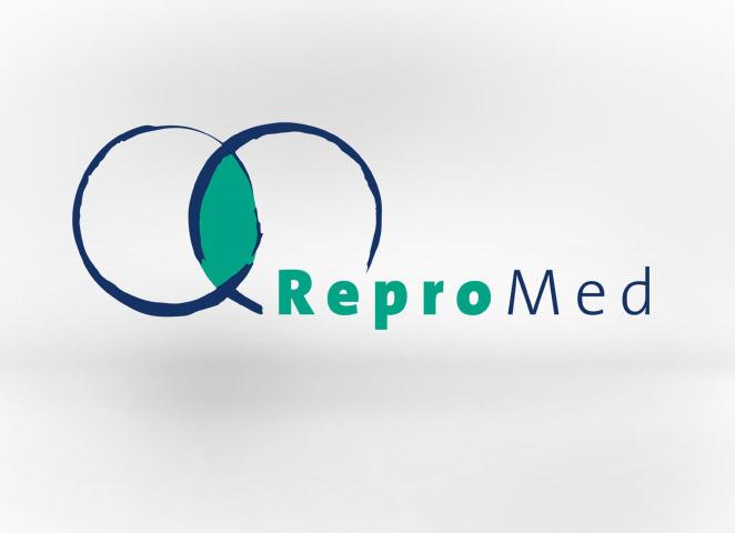 ReproMed Wien - Logo Design
