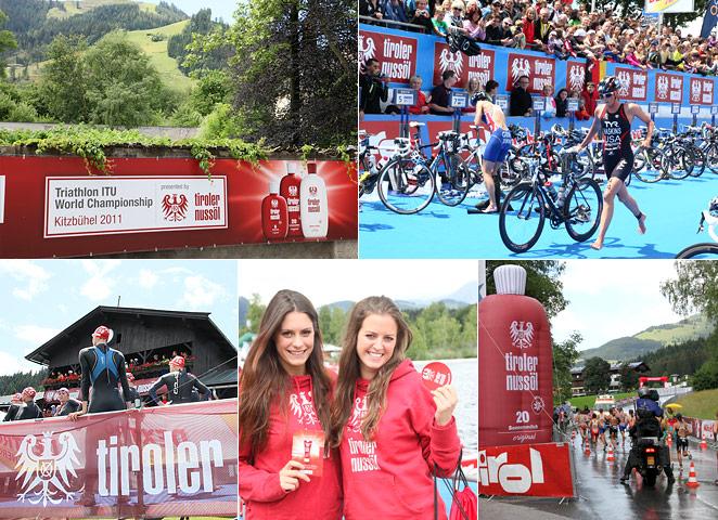 Tiroler Nussöl Sponsoring Triathlon ITU World Championship Kitzbühel 2011 by EILER2